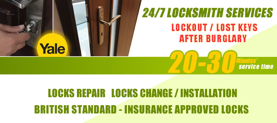 Richmond Park locksmith services